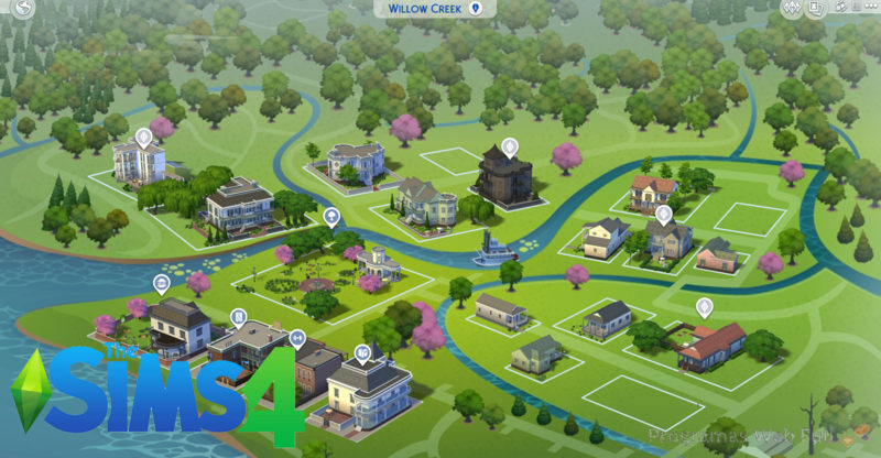 The Sims 4 + Todos los DLCs (Windows y Mac OS X)