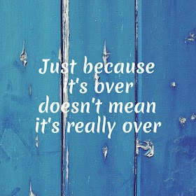 Picture Quotes Katy Perry - Never Really Over