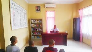 Reskrim Polsek Medan Area Amankan 3 Anak Yang Buat Resah Warga