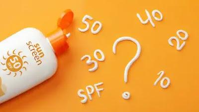 Apa SPF yang tepat untuk menjaga kulit Anda aman dari kerusakan akibat sinar matahari?