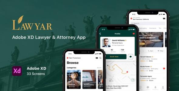 Best Lawyer & Attorney App