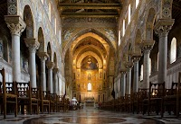 The Metropolitan Cathedral of Monreale, Sicily