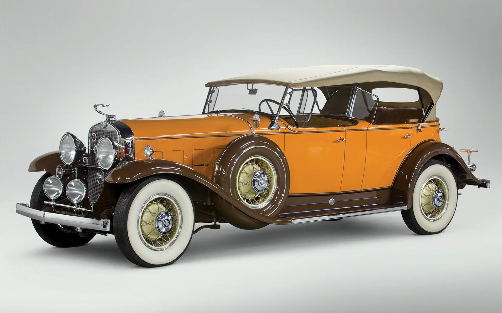 Vehicle design history