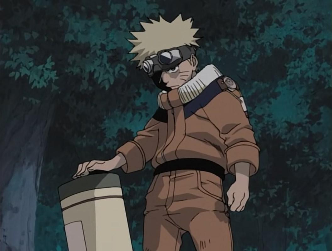Naruto Episode 001 BD 10-Bit Subtitle Indonesia