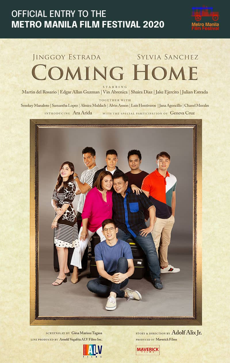 Coming Home MMFF 2020 Entries