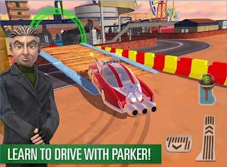 Game Parker's Driving Challenge Apk