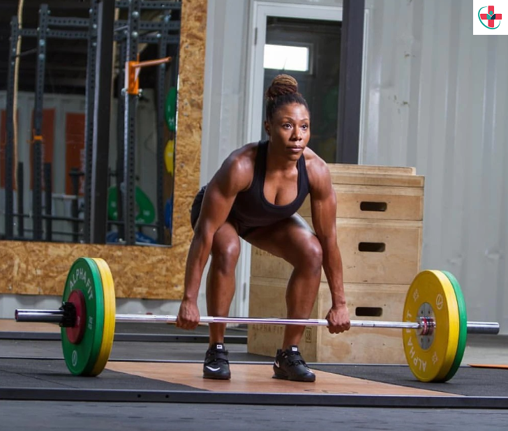 Deadlift—why women need to pick it up and put it down