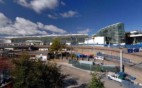 Aeropuerto Internacional de Vancouver