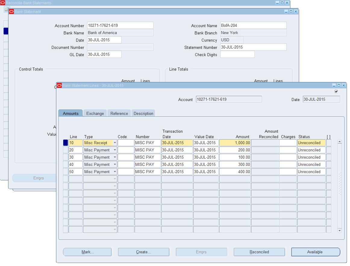 Santoshkumaraddar S Oracle Financial Blog Reconcile Or