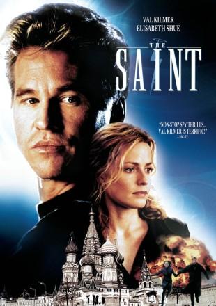 The Saint 1997 BRRip 480p 300Mb Hindi-English