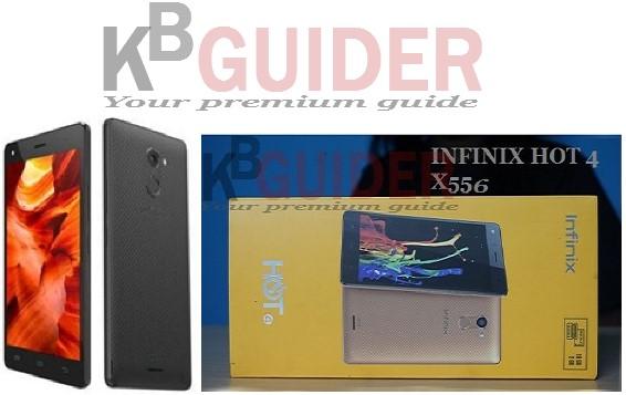 infinix hot 4 Pro