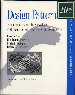 Book cover for Design Patterns