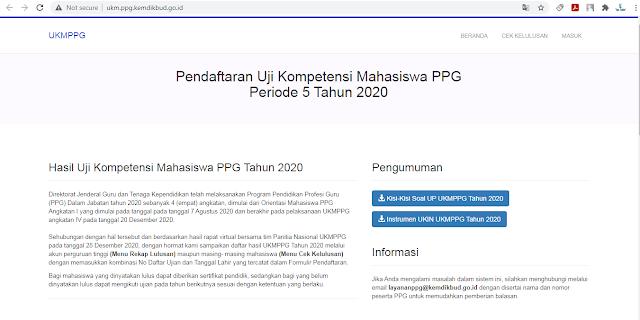 Website UKMPPG