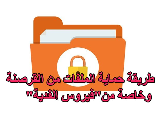 برنامج حماية الملفات