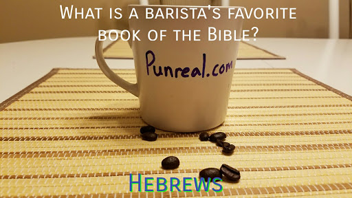 Coffee pun: What is a Barista