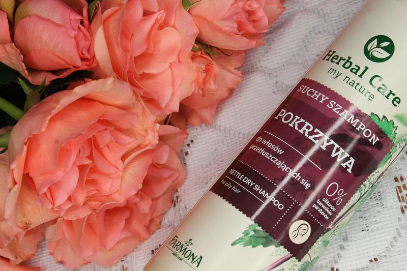 suchy szampon Farmona Herbal Care