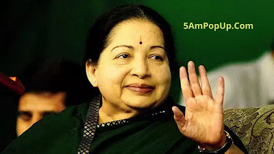 J Jayalalitha Biography In Hindi- Jayalalitha Amma