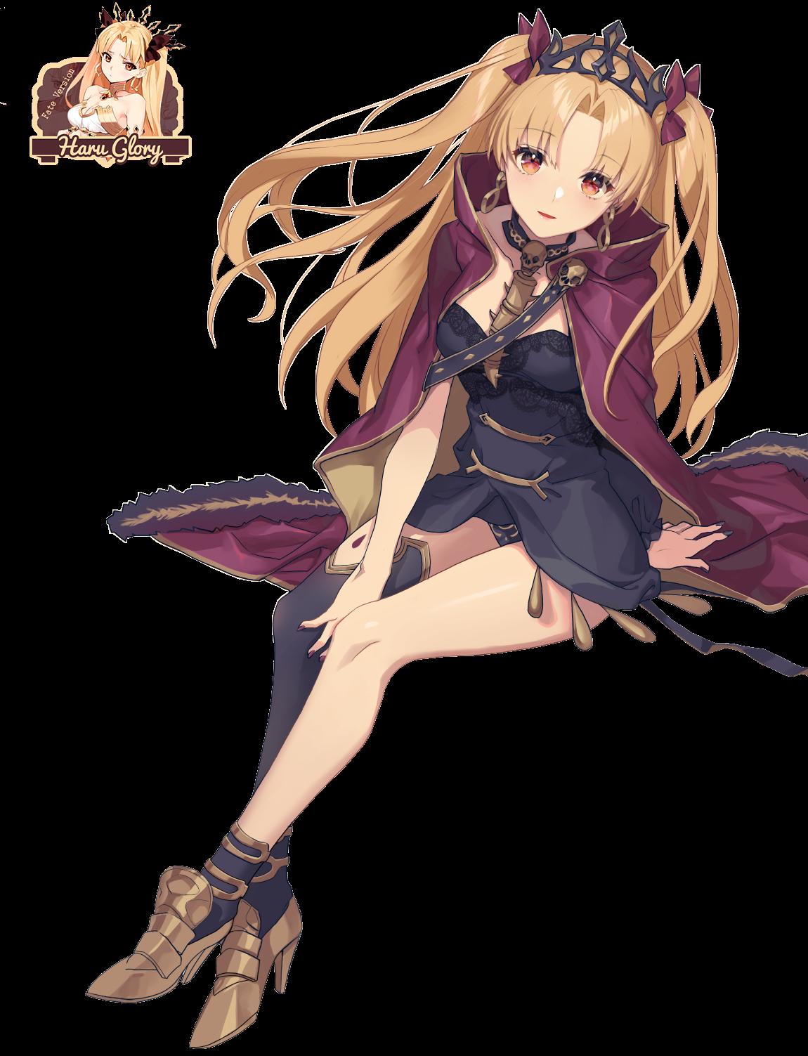 Tohsaka Rin 444 (Ereshkigal)