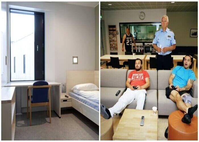 Penjara Halden, Norway