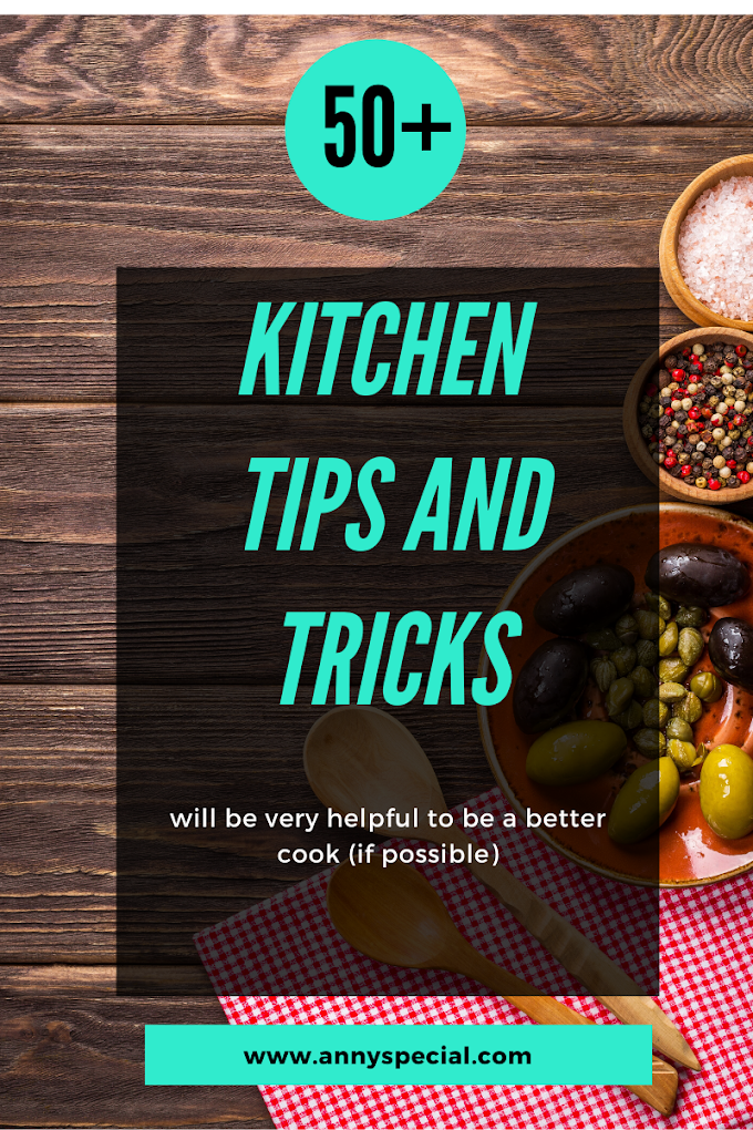 50 Of The Best CookingTips And Tricks