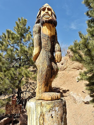Pikes Peak Bigfoot