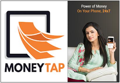 Money tap app (Instant Personal Loan)