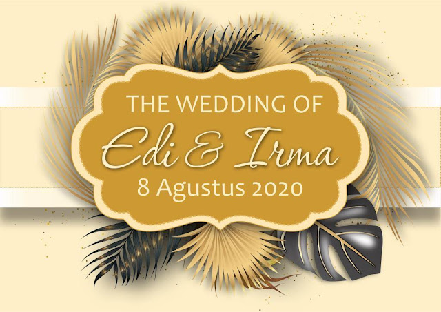 08082020 THE WEDDING OF EDI & IRMA AT ZIZZ HOTEL DENPASAR - BALI