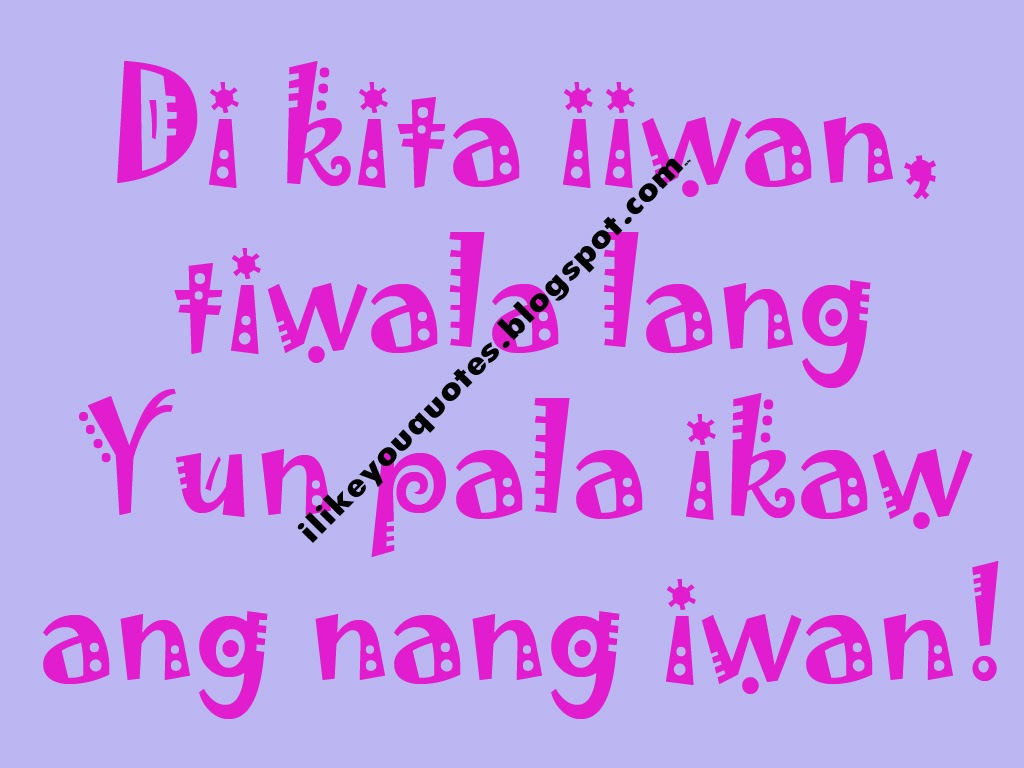 Quotes About Liar Friends Tagalog: Cute Tagalog Love Quotes Abouts Lying To Someone You Love