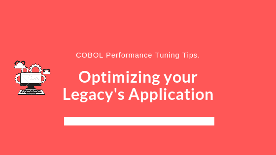 Legacy Application optimization.