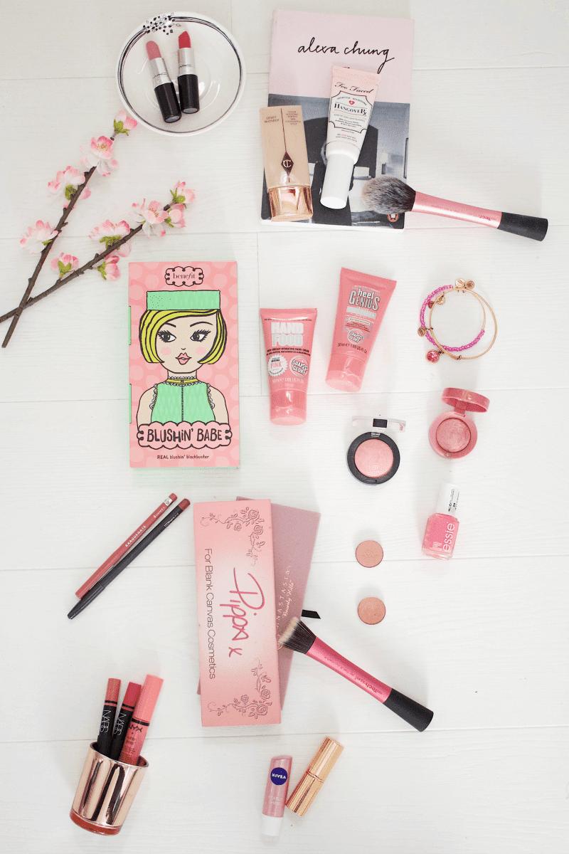 Pink favourites
