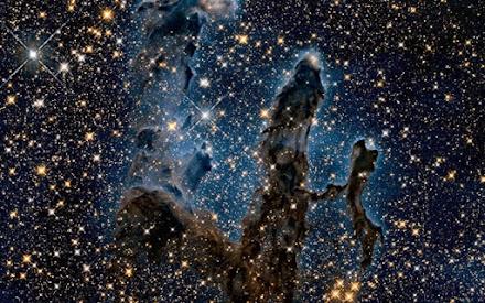 Δείτε μια εντυπωσιακή διαστημική φωτογραφία
