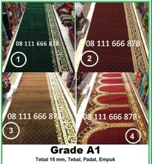 Jual Karpet Masjid di Grand Wisata Bekasi