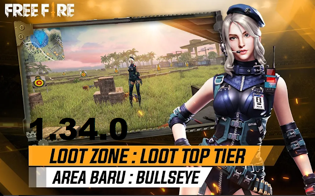 Update APK OBB Free Fire Version 1.34.0 Tencent Gaming Buddy