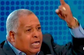 """Guayyyyy!!!Melton Pineda afirma quieren hacerle «coca» a Noris. """"El Internacional"""""""
