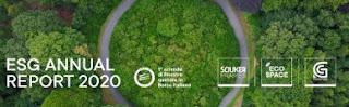 ESG Annual Report 2020 di Sciuker Frames
