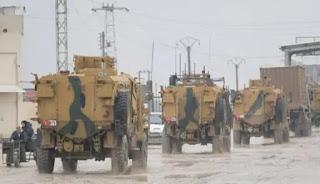 Turki Telah Menarik Pasukan Dari Tujuh Pos Di Suriah