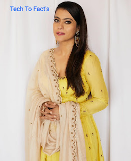 What is the monthly income of Kajol?