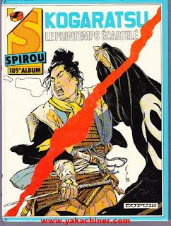 Recueil Spirou 189