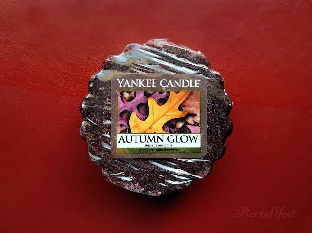 yankee candle autumn glow opinioni