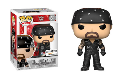 Amazon Exclusive Boneyard Undertaker Pop! WWE Vinyl Figure by Funko