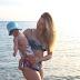 11 Ελληνίδες σταρ που έγιναν πρόσφατα μαμάδες και απολαμβάνουν τις πρώτες διακοπές με το μωρό τους