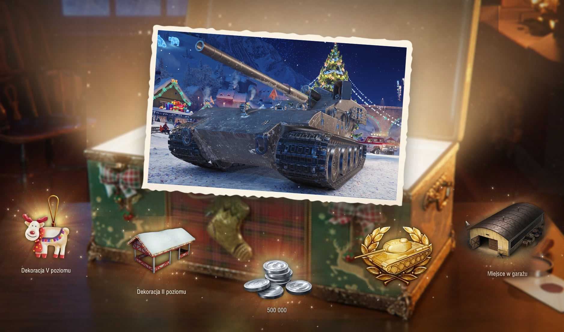 How to Get 2021 New Year Offensive Rewards for Free in World of Tanks