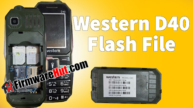 Western-D40-Flash-File-without-password