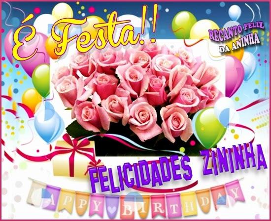 Feliz Aniversário Vovó Feliz: **Recanto Feliz Da Aninha**: PARABÉNS! Que Seu Aniversário