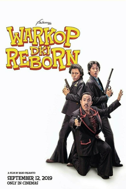 Download Film Warkop DKI Reborn (2019) Full Movie Indonesia