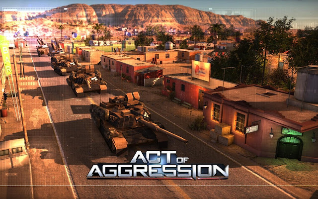 Act of Aggression Download Poster