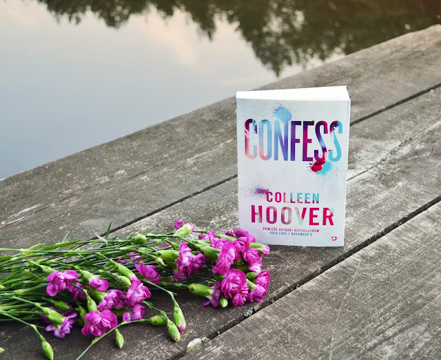 "Colleen Hoover ""Confess"""