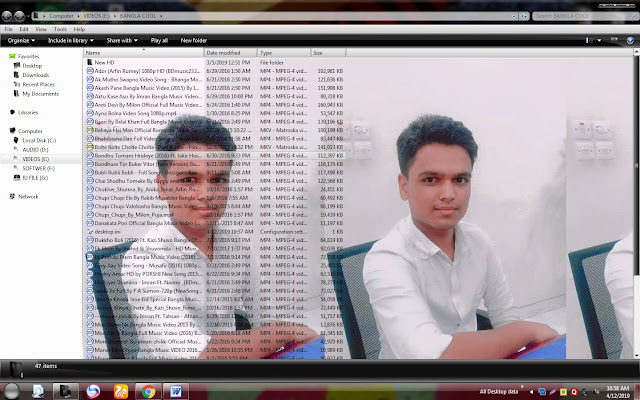 How To Change the Folder Background | Folder ব্যাকগ্রাউন্ড চেন্জ করুন নিজেই 6