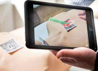 simulasi visual augmented reality