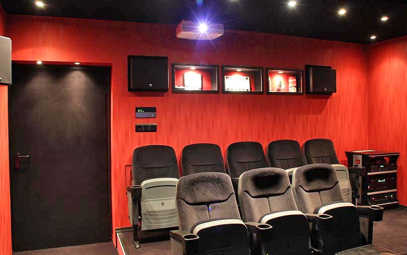 Why Buy In-Wall Speakers for Your Home Theater?